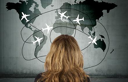 Como candidatar-se a ofertas no estrangeiro