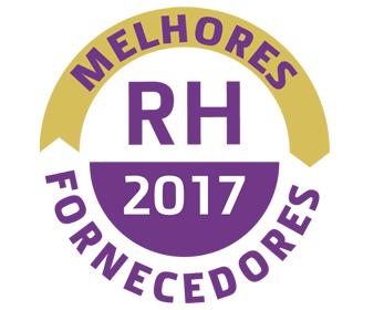 Melhores Fornecedores de RH 2017